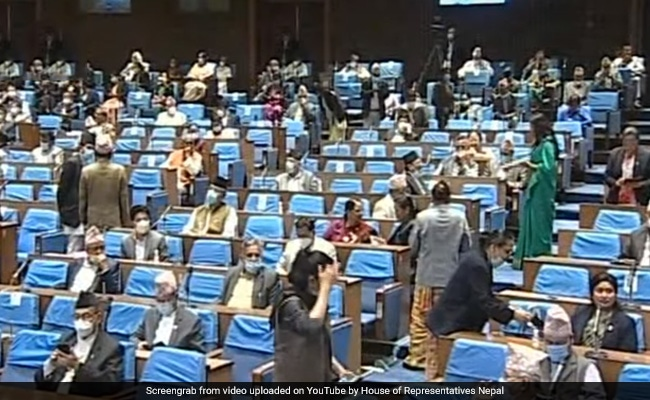 Nepal Parliament Approves New Map As Land Row With India Escalates