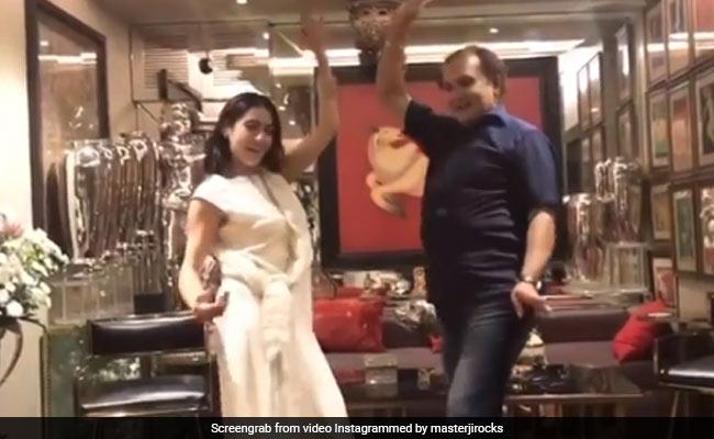 सारा अली खान ने अपने मास्टर जी के साथ 'सात समुंदर पार' पर किया डांस, खूब देखा जा रहा है Video
