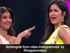 कैटरीना कैफ और शिल्पा शेट्टी ने खूब लगाए ठुमके तो सलमान खान का हुआ कुछ ऐसा हाल- देखें Video