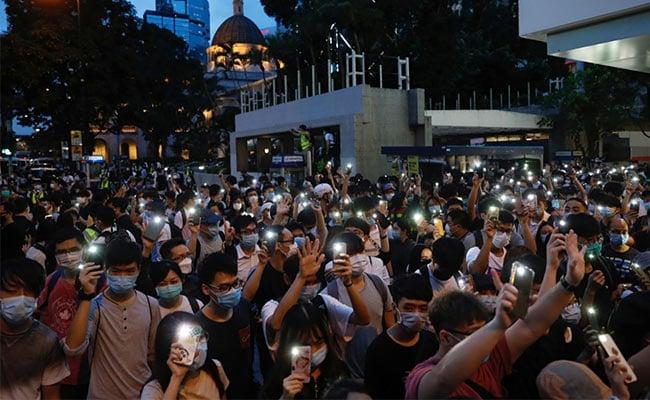 US Warns China Of New Countermeasures After 'Sad Day' For Hong Kong