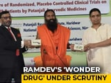 Video : Ayush Minister Shripad Naik's Reaction To Ramdev's Patanjali's COVID Drug Claims