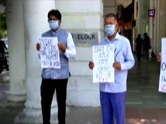 Video : Delhi Traders Ready To Boycott Chinese Goods, But With Conditions