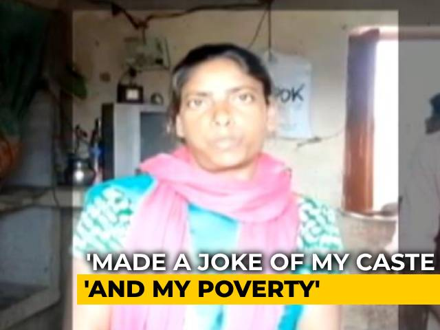 Video : Delhi Journalist Charged By UP Cops Over Story On Village Adopted By PM