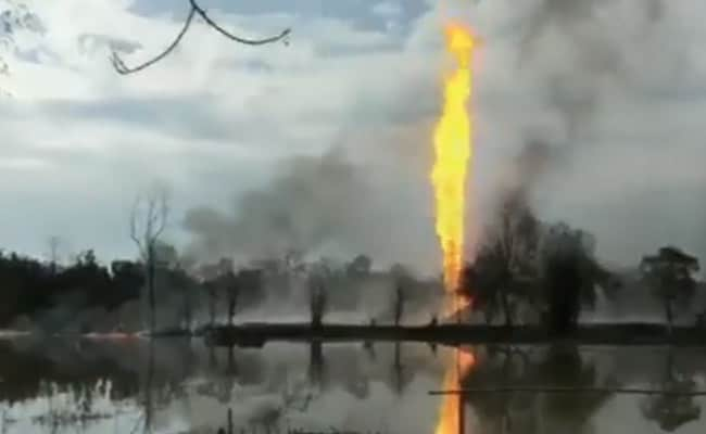 Fire At Assam Oil Well Not Spreading, Says District Administration