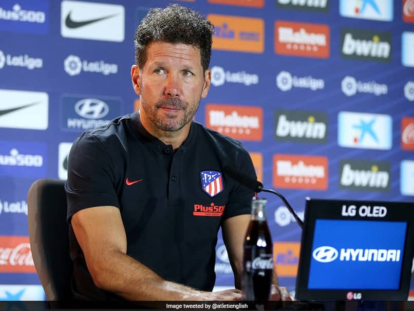 "La Liga: Atletico Madrid Manager Diego Simeone Pleased With ""Important"" Win Over Alaves"