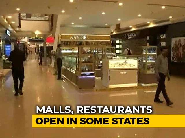 Video : Inside Delhi's Select CITYWALK As Malls Reopen