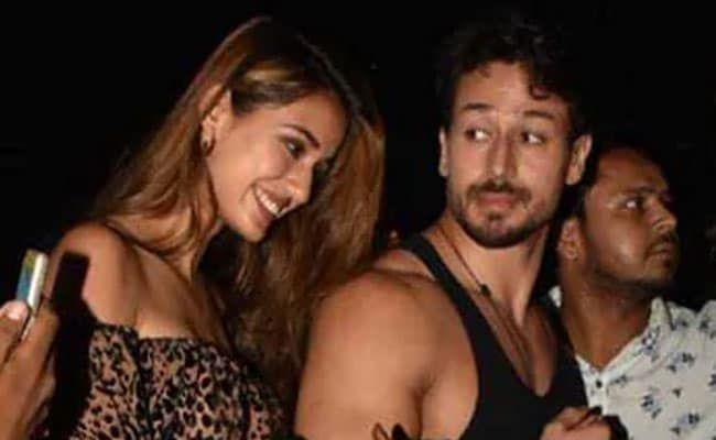 Tiger's Birthday Post For Disha Is As Sweet As
