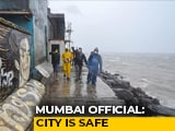 Video : Mumbai Escapes Worst Of Cyclone Nisarga, Wind Speed Slows Down