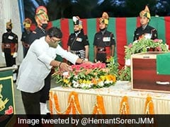 2 Soldiers Killed In Ladakh Clash Cremated With Military Honours In Jharkhand