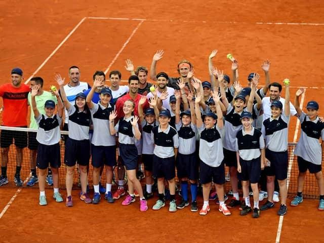 Novak Djokovics Adria Tour