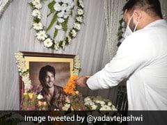 """""""Proposed Bihar Film City Should Be Named After Sushant Singh Rajput"""":Tejashwi Yadav"""