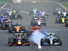 Singapore, Azerbaijan, Japanese Grands Prix Cancelled Due To Coronavirus