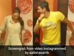 सुशांत सिंह राजपूत और सारा अली खान ने 'ओले- ओले' सॉन्ग पर यूं किया था डांस- देखें थ्रोबैक Video