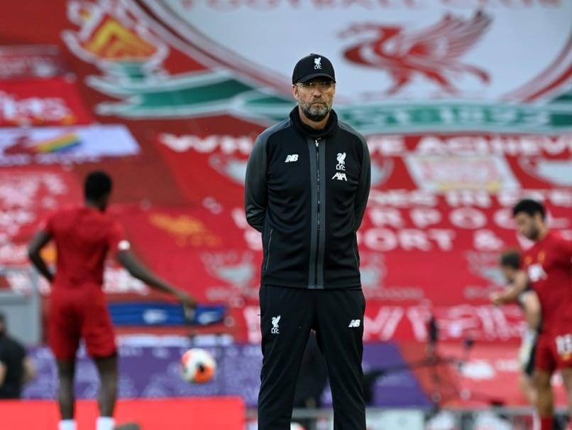 Jurgen Klopp Plans To Build On Liverpools Premier League Title Win