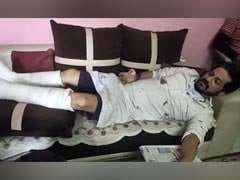 """Residents' Body Chief In South Delhi Colony Attacked By """"Builder's Men"""""""