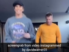"""""""The Feedback Is I Can't Dance"""": David Warner Takes Tips From Wife Candice To Impress Fans"""