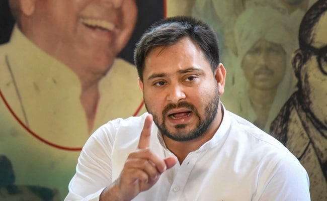 Tejashwi Yadav Demands CBI Probe In Sushant Singh Rajput Case