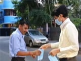 Video : Meet The Mask Man of Chennai
