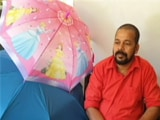 Video : Umbrella Maker Hopes Monsoon Will Wash Away Lockdown Woes