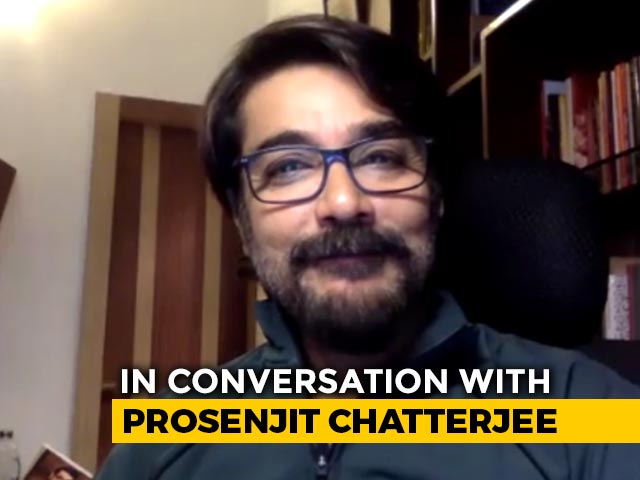 Video : Prosenjit Chatterjee On His Latest Film <i>Nirontor</i>'s Web Release