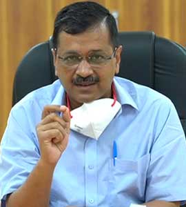 Arvind Kejriwal Does Not Have Coronavirus, Tests Negative
