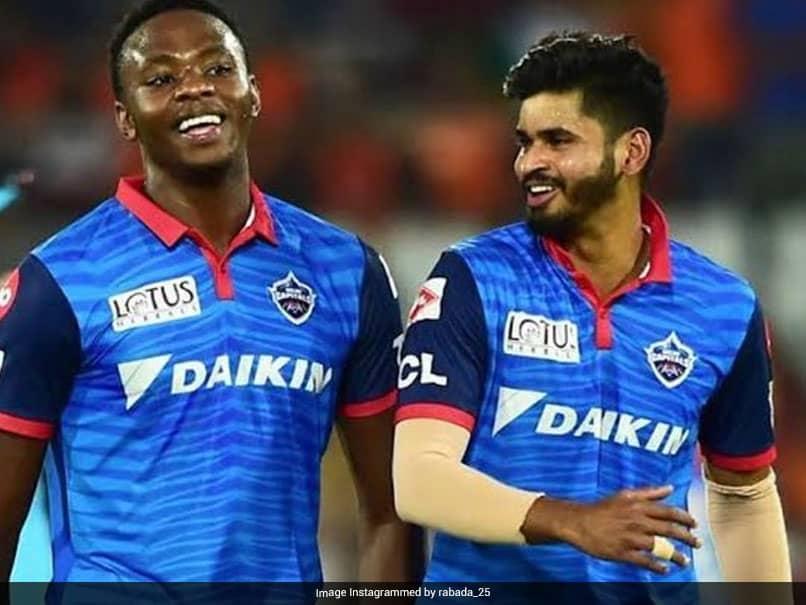 "IPL 2020: Shreyas Iyer ""Unbelievable"" As Captain, Says Delhi Capitals Pacer Kagiso Rabada"