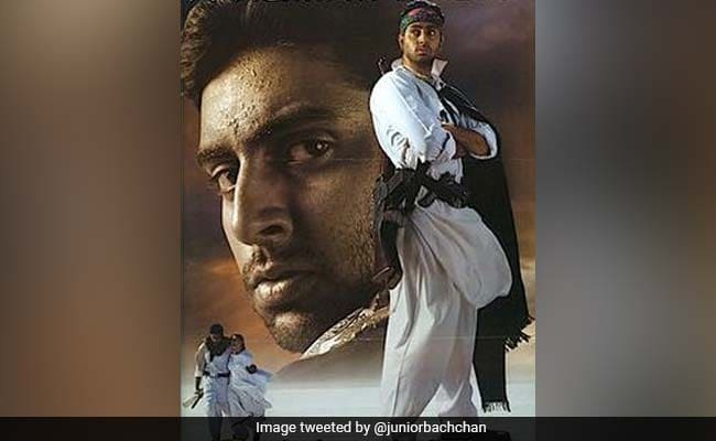 Abhishek Bachchan Clocks 20 Years In Bollywood; Says He 'Has So Much More To Prove'