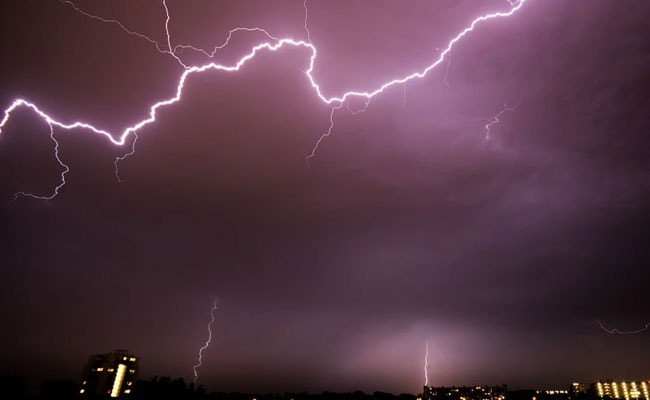 16 Killed In Lightning Strikes In Bihar, Weather Office Issues Alert