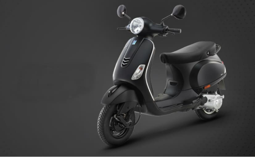 BS6 Piaggio Vespa Notte 125 Launched; Priced At Rs. 91,492