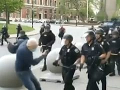 A Video Of US Cops Shoving Man, 75, To Ground Amid George Floyd Unrest