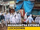 Video : Maharashtra Extends Lockdown Till July 31 Day After Urging Caution