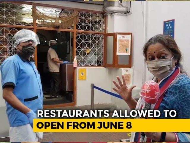 Video : Iconic Bengaluru Restaurant Adapts to Covid Era