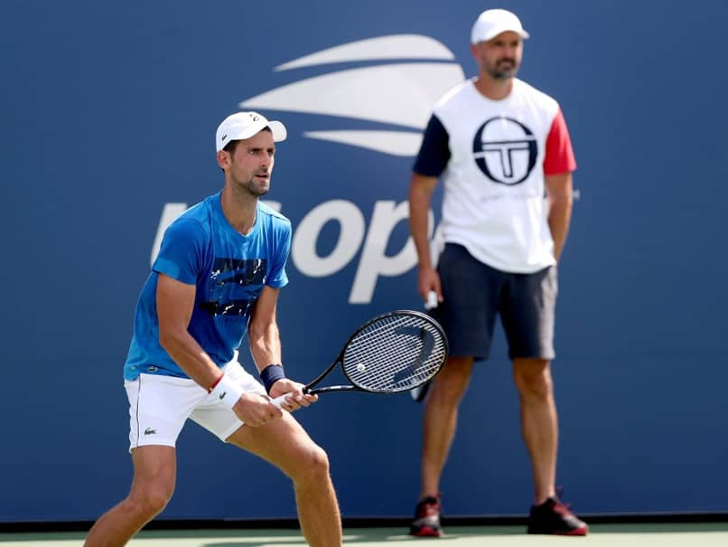 Novak Djokovics Coach Goran Ivanisevic Tests Positive For Coronavirus
