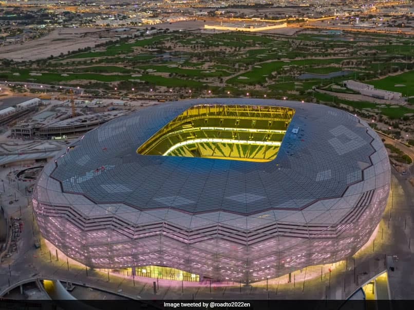 """Football Will Return"": Qatar Virtually Unveils 2022 World Cup Venue"