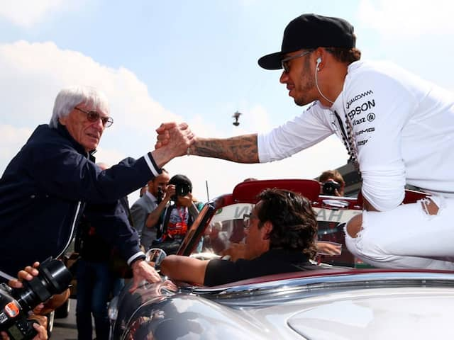 Lewis Hamilton Right To Speak Out On Racial Injustice, Says Bernie Ecclestone