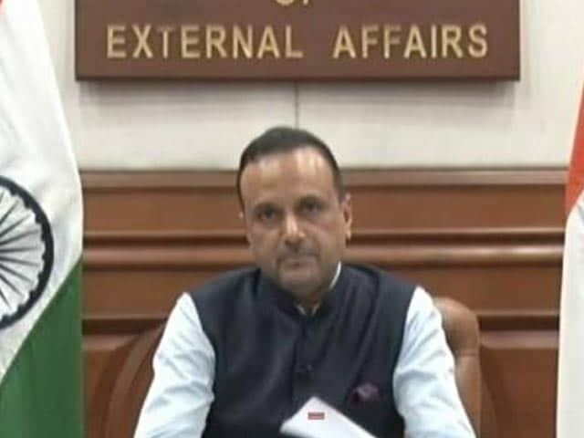 Video : Complete Disregard Of All Mutually Agreed Norms By Chinese Forces: Centre