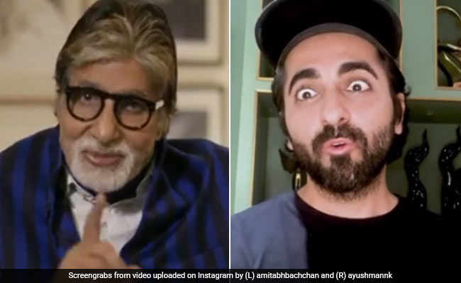 Gulabo Sitabo: In Amitabh Bachchan vs Ayushmann Khurrana, Guess Who Won The Tongue Twister Challenge?