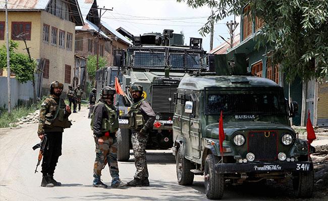 Soldier Killed In Encounter In J&K's Pulwama, Terrorist Shot Dead