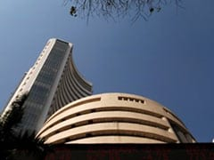 Sensex, Nifty Give Up Most Of Day's Gains To End Marginally Higher