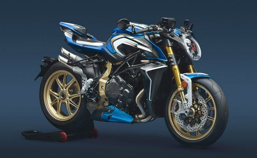 Ultra Limited Edition MV Agusta Brutale 1000 RR ML Unveiled