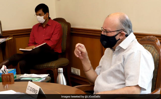 Lt Governor Explains Why He Struck Down Delhi Government's Hospital Move
