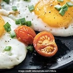 High-Protein Breakfast: How To Make Fried Eggs In A Microwave