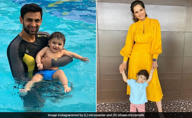 Sania Mirza shares pic with family on fathers day