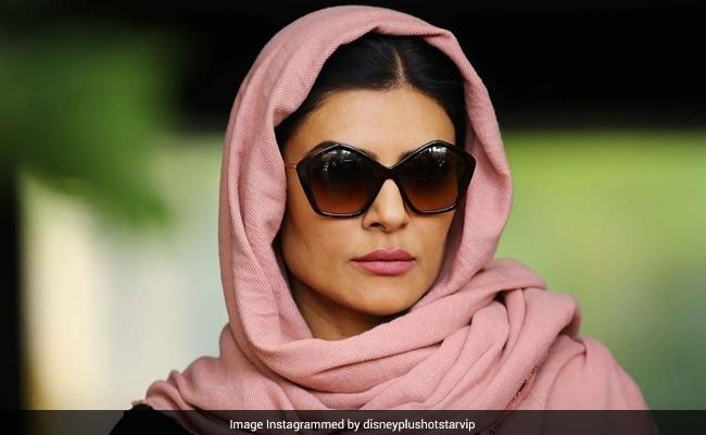 Salman Khan's Epic Reaction After Watching The First Episode Of Sushmita Sen's Aarya