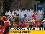 Video : Madhya Pradesh COVID Hospital First In India To Discharge 1,000 Patients