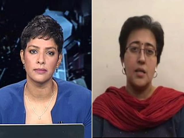 "Video : ""Can't Afford Another Lockdown"": AAP's Atishi On Delhi COVID-19 Strategy"