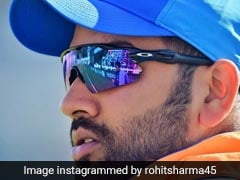 Rohit Sharma's Fan Shares Sketch Of Indian Batsman On Twitter. See Picture