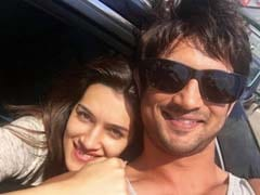 """""""A Part Of My Heart Has Gone With You"""": Sushant Singh Rajput's Co-Star Kriti Sanon's Emotional Post"""