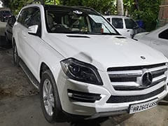 10-Month-Old Girl Crushed To Death As Delhi Man Reversed Mercedes SUV