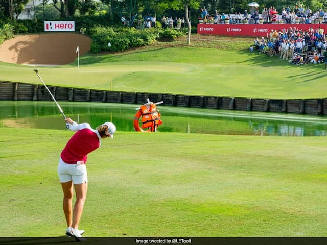 Indian Open Golf Tournament Cancelled Due To Coronavirus